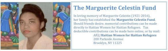 marguerite Celestin Fund